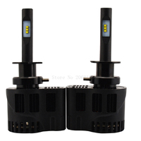 High quality P6 25W H1 LED Car Headlight Replace 3000K/4000K/5000K6000K Automotive Headlamp No Need Ballast H4/H7/H8/H9/H10 H1