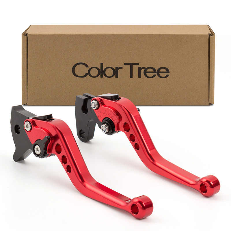 Motorcycle Shorty Adjustable Brake and Clutch Levers Motor Accessories For YAMAHA YZF R6 1999 - 2004 2000 2001 2002 2003