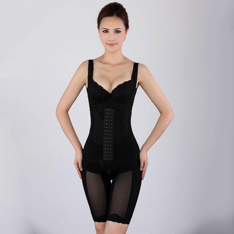 Postpartum Shapers Siamese corset 1 piece Shapewear for Women Body sculpting clothing  M-XXL Black Gold Beige Woman Bodysuit set for sculpting