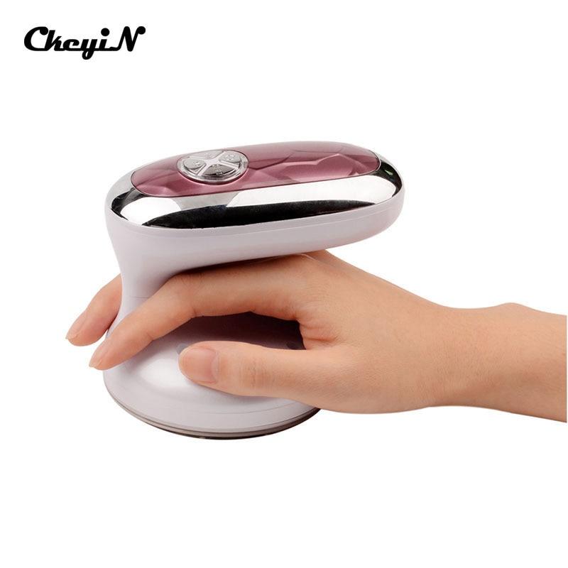 CkeyiN Ultrasons Corps Minceur Machine de Massage LED Cavitation Photons Radiofréquence RF Perte de Poids De thérapie Brûleur de Graisse S50