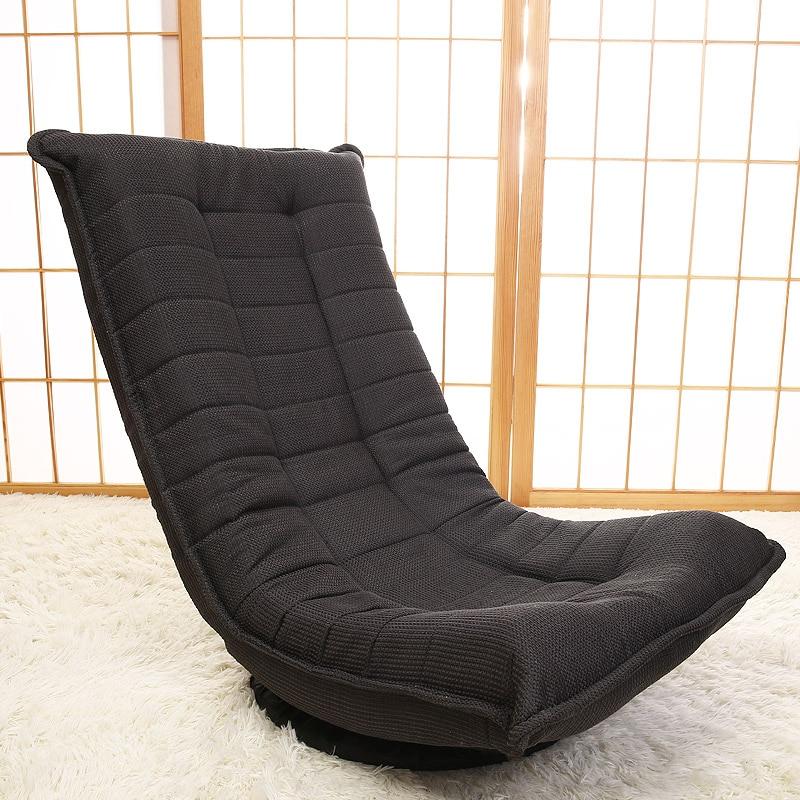Japanese Floor Chair 360 Degree Rotation 3 Color Living Room Furniture Modern Leisure Zaisu Legless Gaming Chair Meditation Seat горелка tbi sb 360 blackesg 3 м