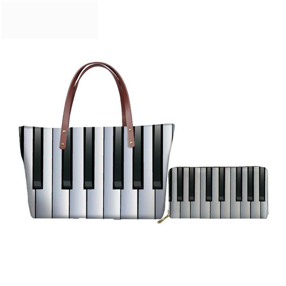 002a20eb04eb Detail Feedback Questions about HANEROU Mini Makeup Bag Piano ...