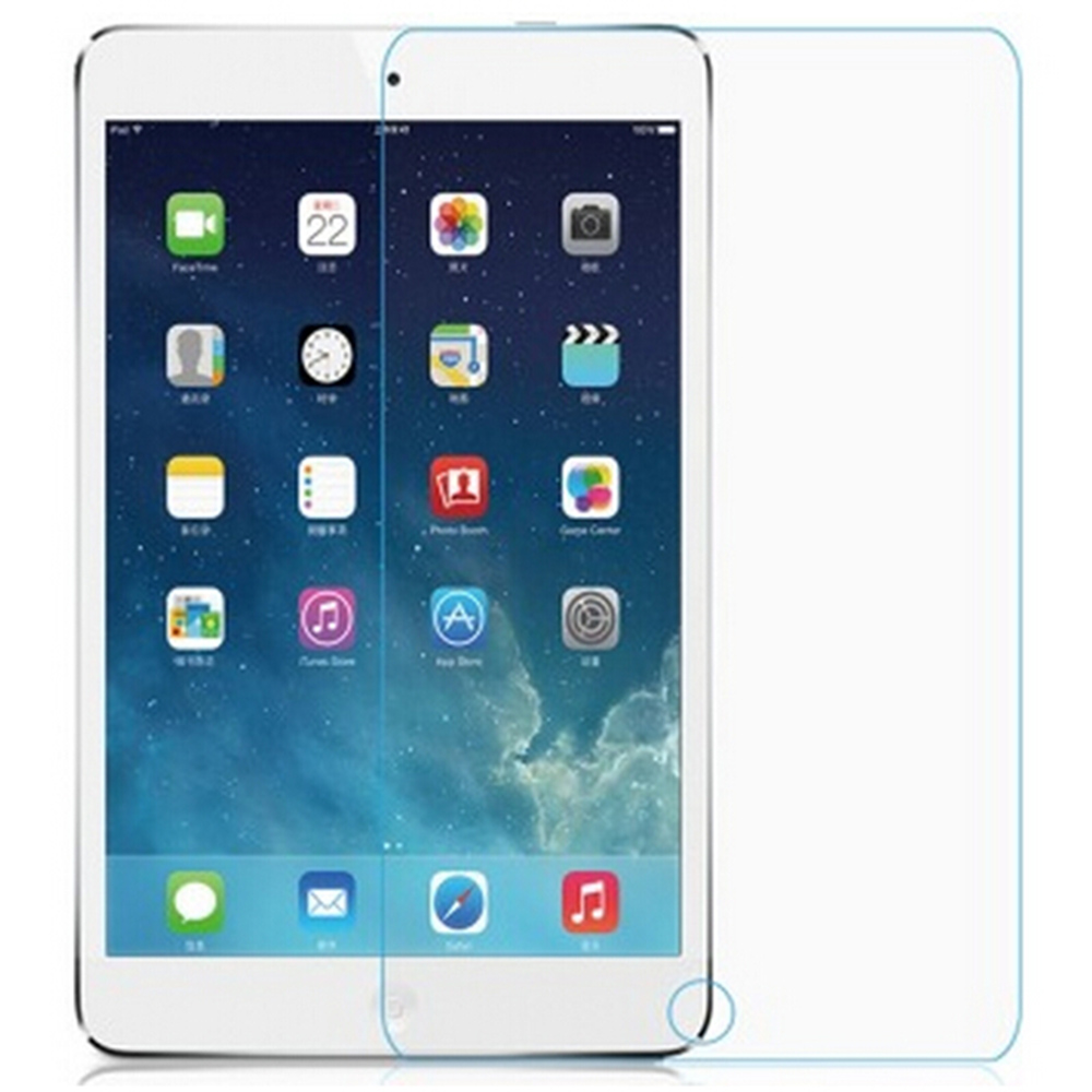 For iPad Mini 1 2 3 Genuine Real Premium Tempered Glass Ultra thin 9H Clear Screen Protector Guard Cover Free Shipping