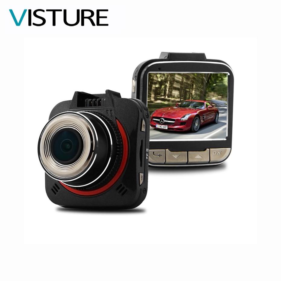 Car DVR Ambarella A7LA50 Mini Car Camera Full HD 1296P 170 Degrees Wide Angle with ADAS