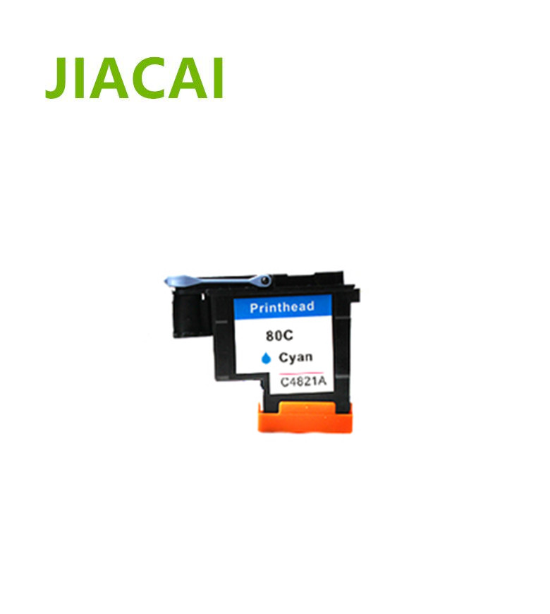 Printhead for HP80 Designjet printer model for Remanufactured C4820A C4821A C4822A C4823A printer head hp 727 printhead b3p06a