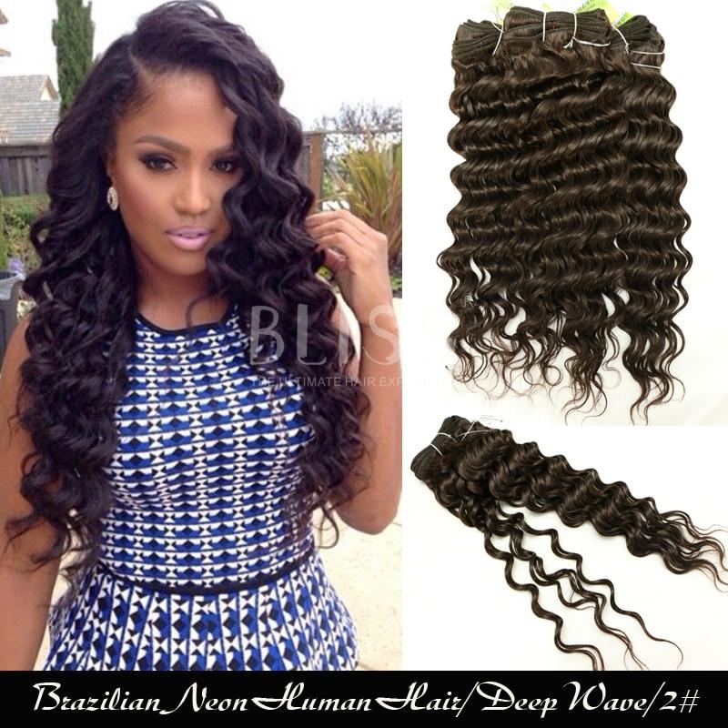 Brazilian Deep Wave Weave Hairstyles Www Pixshark Com