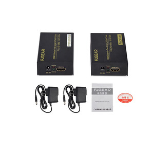 Image 4 - Hdmi network extender 120 meters rj45 to hdmi HD signal extender Support one launch multiple receive use