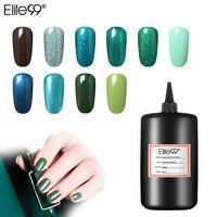Elite99 Nail Art 250ML Pure Nail Gel Polish Soak Off UV LED Manicure Base Top Base Varnish Lacquer Color Primer