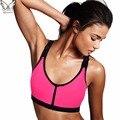 Sportes top bra soutien desfiladeiro bralette sutiãs para mulheres sutiã top Sportes sportes up Bra tamanho grande