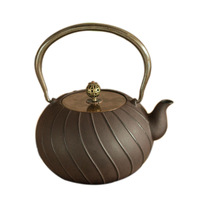 1.4L Large Capacity Exquisite Cast Iron Teapot Cooking Tea Handmade South Japanese Style Electric Ceramic Stove Gift Set