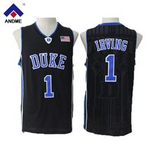 Kyrie Irving 1 Basketball Jerseys Duke University Blue Devils High Quality  Throwback Stitched Commemorative Retro Shirts 1763079e8