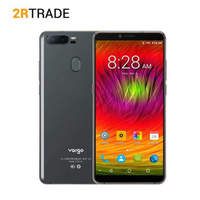 VARGO VX3 4G LTE Smartphone 6GB RAM 128GB ROM MTK6757 2.3GHz Octa Core 5.7 Inch HD Screen Dual Camera Android 7.1 Smartphone