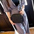 2016 primavera e verão moda Hobos Shell sólida pequena bolsa mensageiro mulheres sacos feminino