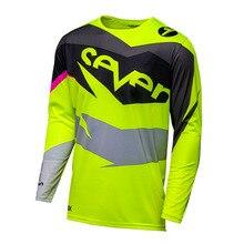 2019 mens downhill mtb jersey Seven motocross mountain bike dh mx motorcycle clothing