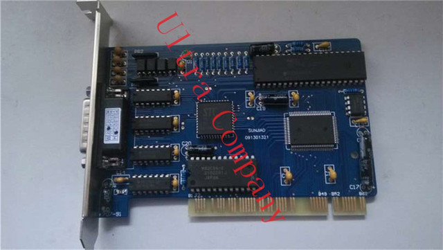 Cheap shipping 3 axis motion control board cnc router without cable and Interface Board