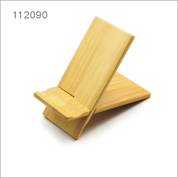10pcs Fashion Design Wooden Phone Stand Mobile Holder For