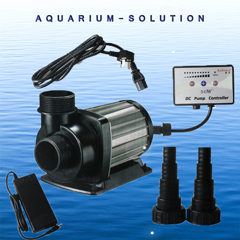 105W 15000L/h Jecod Jebao DCT 15000 Marine DC Pump 24V Variable Speed Submersible Water Pump Aquarium Fish Tank Reef