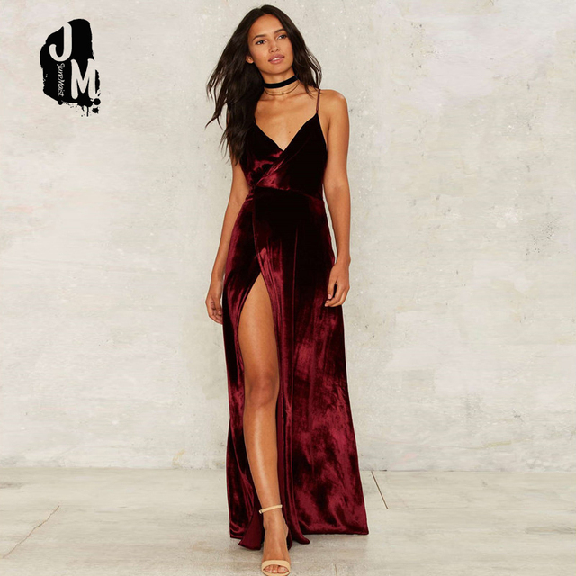 ac6a71787a4 Red Spaghetti Strap Long Dress – Fashion dresses