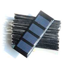 BUHESHUI Wholesale 200pcs Solar Panels 2v 0.2W Mini Solar Cell For Small Power Appliances Solar Toy Panel Education FreeShipping - DISCOUNT ITEM  14% OFF All Category