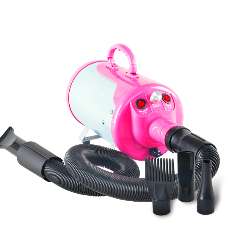 High Power Dog Grooming Dryer Mute Large Dogs Dedicated Blower Pet Hair Dryer ...