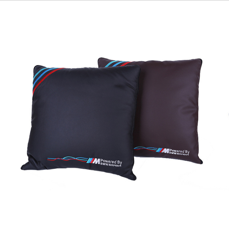 Cuello reposacabezas del coche soporte espalda almohadillas del coche para BMW E46 E52 E53 E60 E90 E91 E92 E93 F30 F20 f10 F15 accesorios del coche