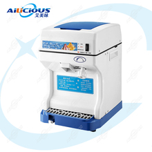 HK168 Commercial Bar Ice Shaver Crusher Ice Machine 220V commercial electrical ice crusher shaver machine