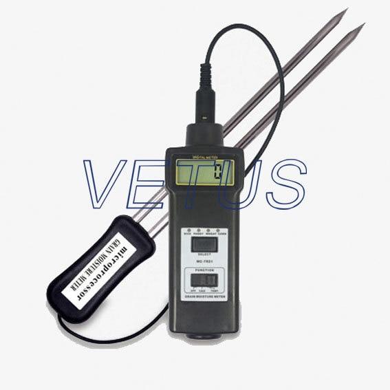 Grain Moisture Meter MC7821 mc7806 digital fibre materials moisture meter mc 7806