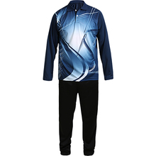 Winter Badminton set long sleeve badminton jersey & pants men women tennis training suit shuttlecock shirts sportswear tracksuit