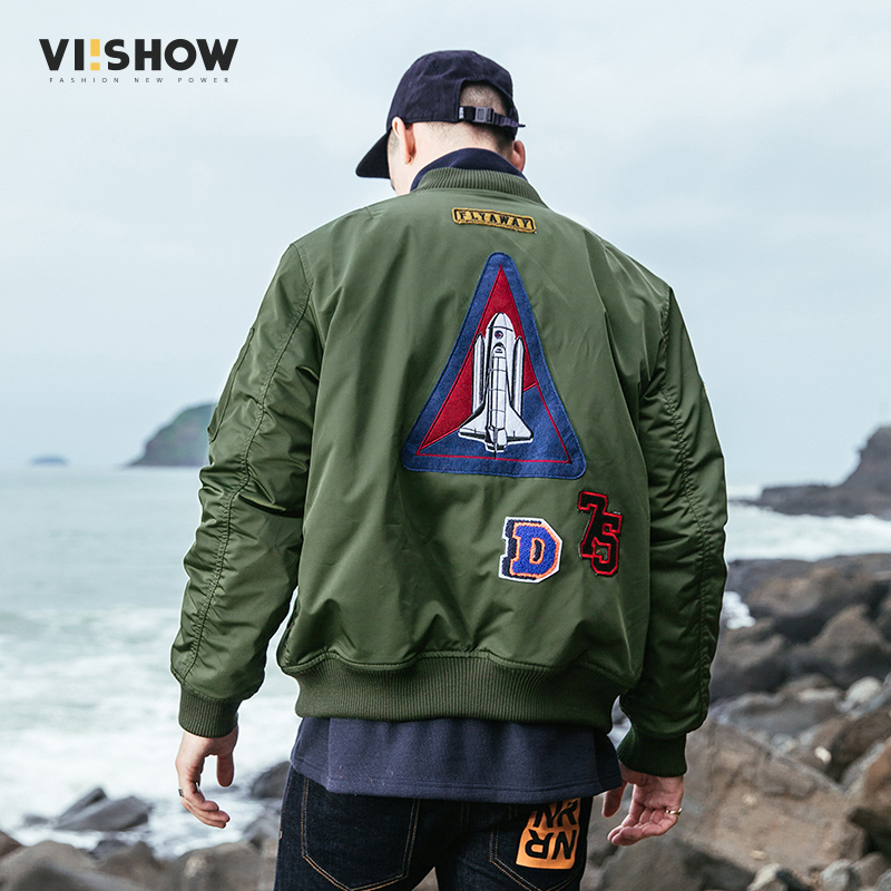 VIISHOW Winter Jacket Men Brand Clothing Male Cotton Autumn Hat Detachable Coat New Top Quality Army Green Parkas Men MC2116174 new winter hooded jacket men brand clothing male cotton autumn coat new top quality black long parkas men