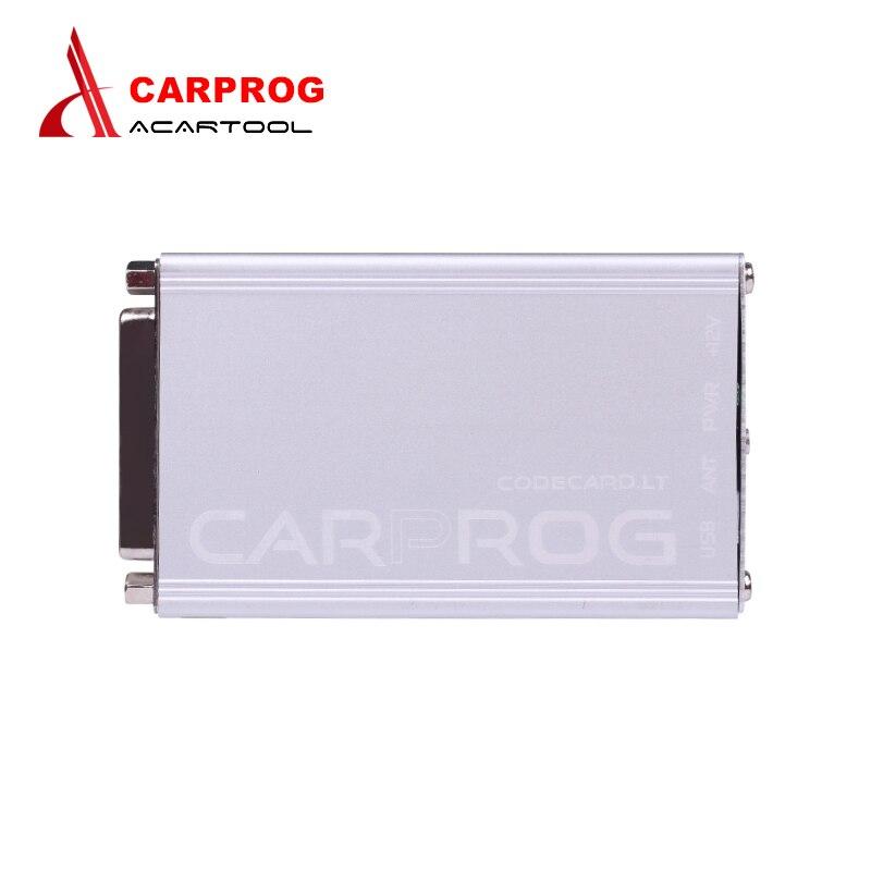 Цена за CARPROG ПОЛНЫЙ 9.31 Онлайн Авторизации версия основной блок Airbag Reset Tool Включают Бесплатный Carprog 9.31 Программное Обеспечение