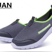 Men's Summer Shoes Plus Size 35-46 Comfortable Men