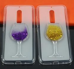 На Алиэкспресс купить стекло для смартфона soft tpu fundas for umi umidigi s2 cases glitter star liquid quicksand wine glass back cover for umi umidigi s2 pro / lite capa