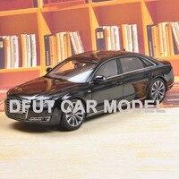 Литья под давлением 1:18 Масштаб сплава игрушечных автомобилей серии A8 W12 автомобиль модель детской машинки оригинальный авторизованный дет