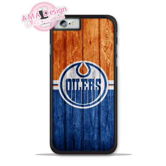 Edmontan Oilerz Ice Hockey Club Phone Cover Case For Apple iPhone X 8 7 6 6s Plus 5 5s SE 5c 4 4s For iPod Touch