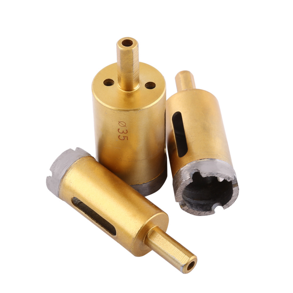1pc Diamond Drill Bit Hole Saw Tool for Ceramic Marble Glass Stone Optional Size 6mm-50mm diamond tools for granite