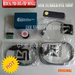 Image 5 - Nowy medusa pro box zestaw Medusa pudełko + octoplus frp klucz sprzętowy + JTAG klip MMC dla LG dla Samsung dla huawei ZTE z Optimus kabel