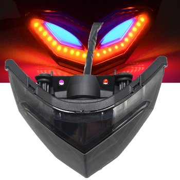 Amber LED Flush Mount Turn Signal Indicator Blinker Light Motorcycle Signal Lamp Accessories for Kawasaki ninja 250 ninja 300