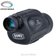 Wholesale prices GOMU 13X50 monocular high quality HD 114M / 1000M FOV outdoor telescope birdwatching fishing and hunting waterproof eyepiece