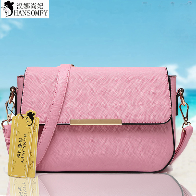 2017 New Collection Women Messenger Bags Sequins Shoulder Bag Embroidery Handbag Bolsa Feminina Flap Bag Cross-body Mochila