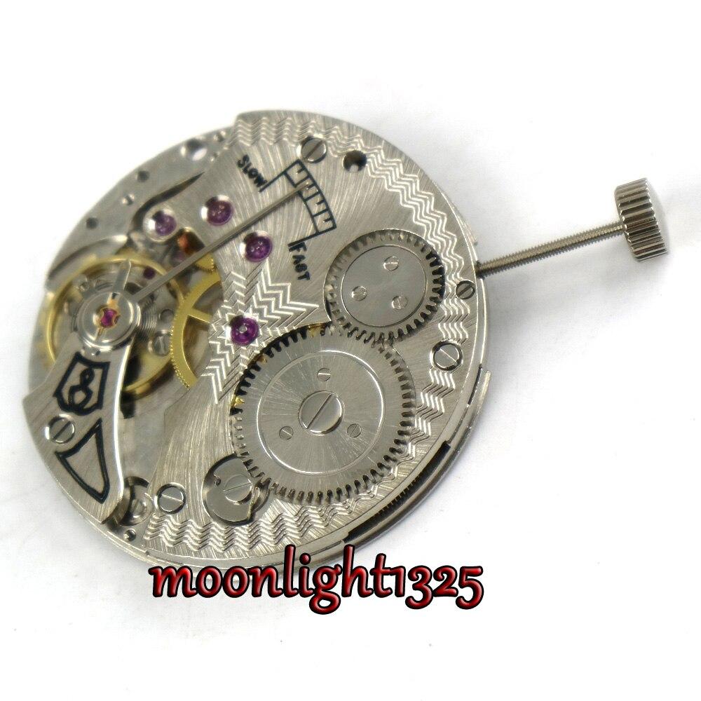 17 Jewels 6498 mechanical hand winding mens watch movement17 Jewels 6498 mechanical hand winding mens watch movement