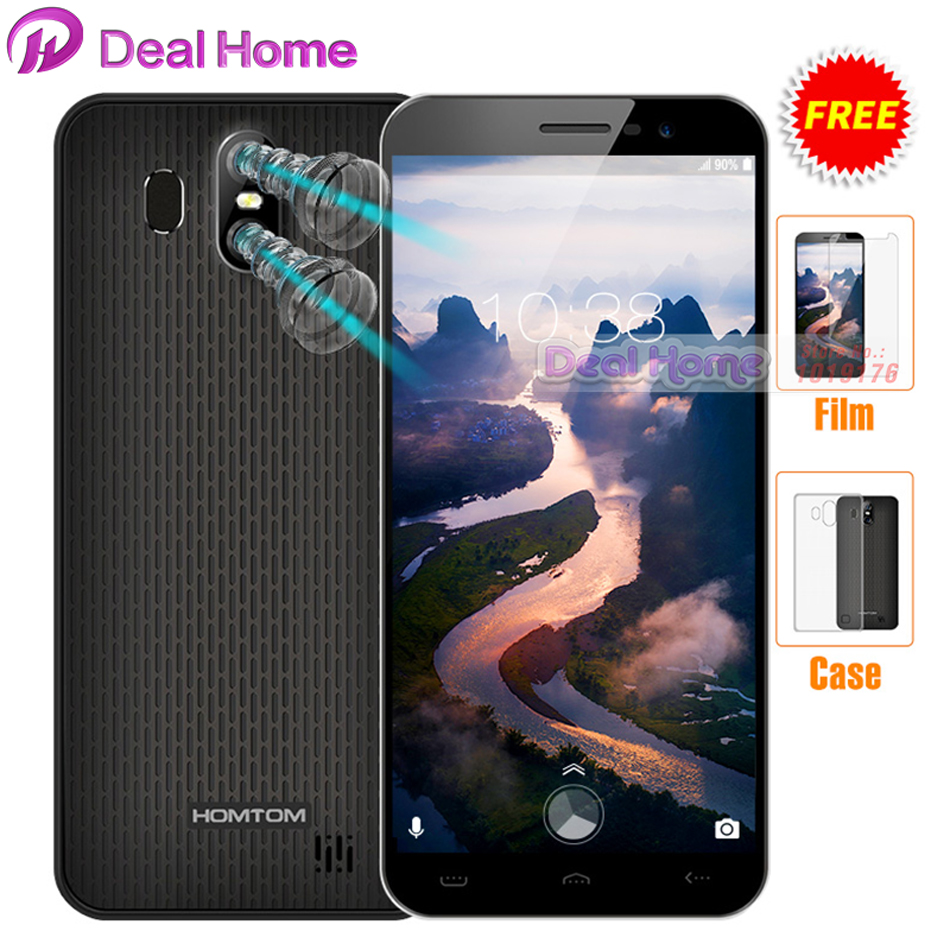Original HOMTOM S16 2GB+16GB Quad Core 5.518:9 Full Screen Fingerprint ID Dual back lens Android 7.0 3000mAh 3G SmartphoneOriginal HOMTOM S16 2GB+16GB Quad Core 5.518:9 Full Screen Fingerprint ID Dual back lens Android 7.0 3000mAh 3G Smartphone