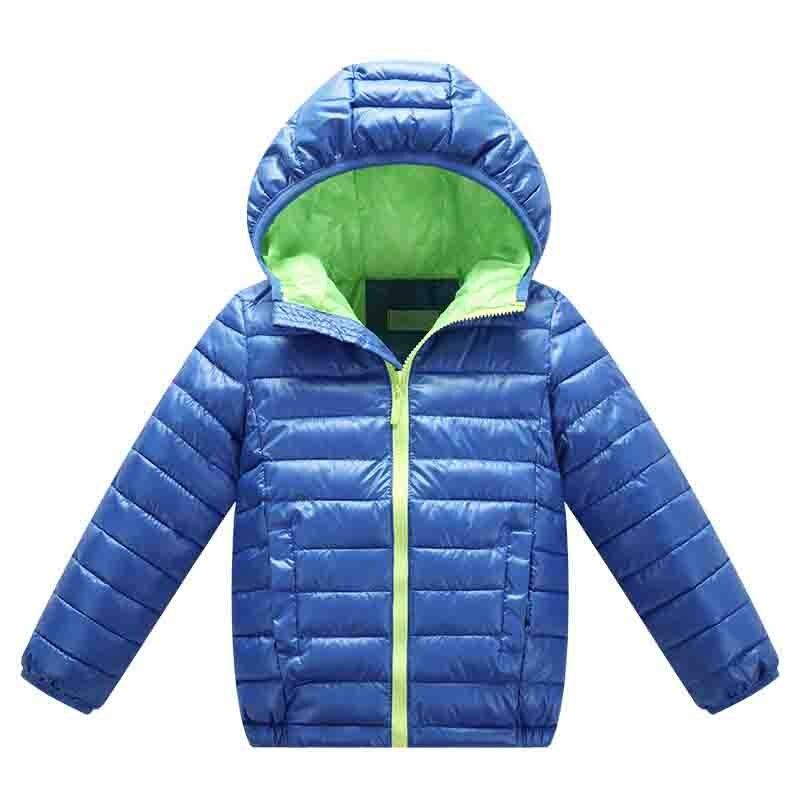 ABWE Best Sale Hot Sale Hooded Girls Boys Winter Coat Long ...