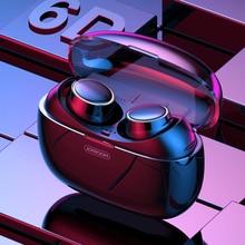 Original Joyroom T05 Mini Dual Wireless Bluetooth Earphone Waterproof Sports in-ear Earbuds for ios android