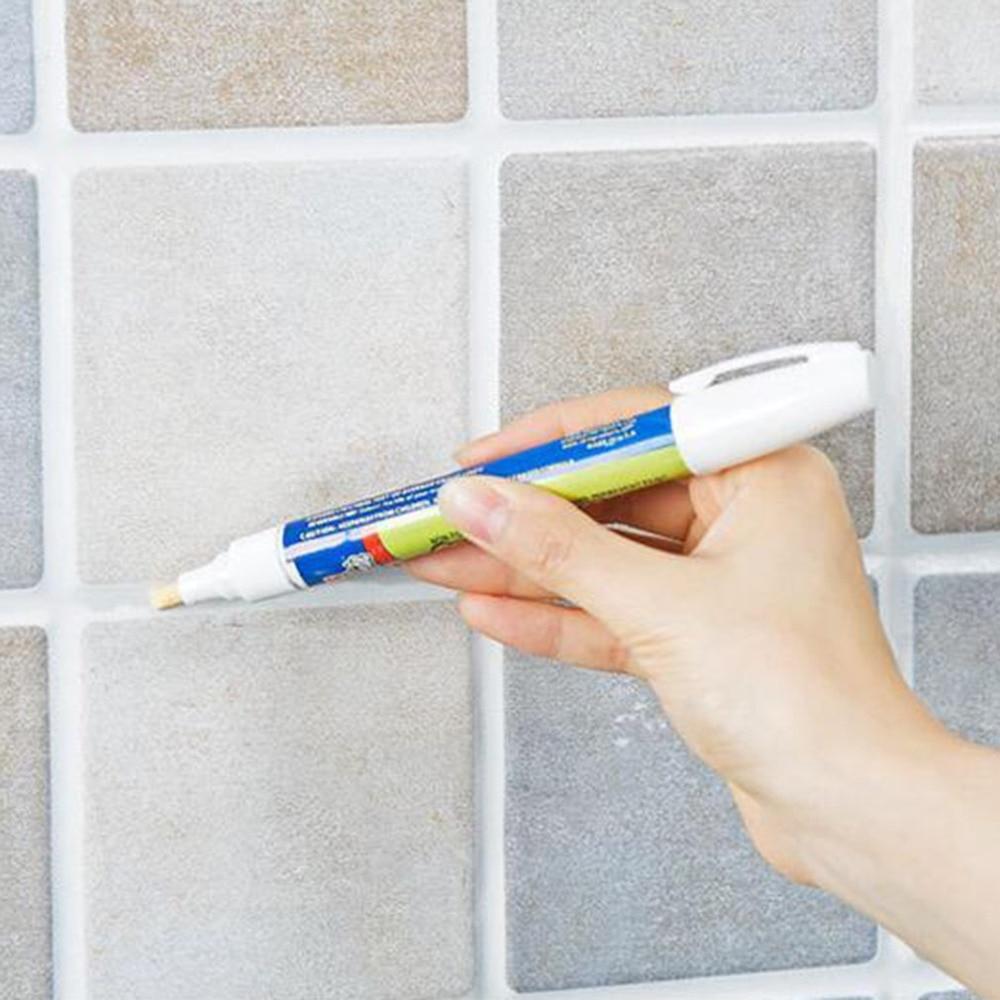 Aide Repair Bathroom Tile Marker Wall Pen Retail Box Tile Repair Pen ...