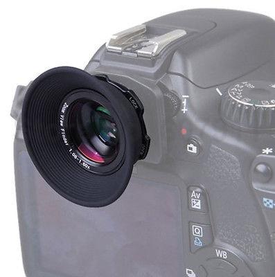 Nuevo visor ocular de lupa 1.08x-1.60x para Can & N 5D II 7D 650D - Cámara y foto