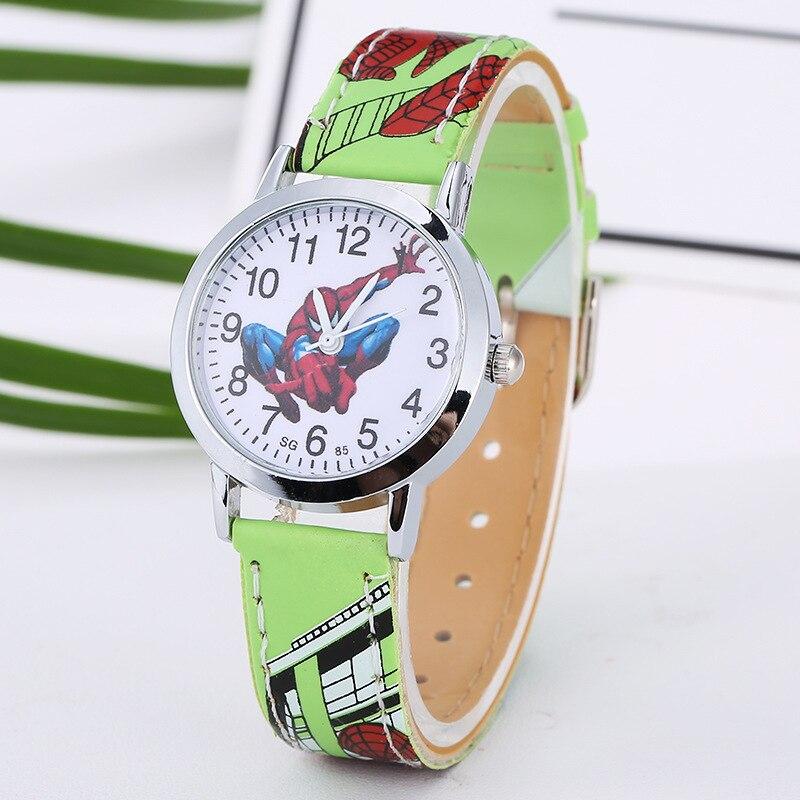 New Hot Sale Boys Girls  Watch Cute Cartoon Watch Kids Watches Quartz Watch Gift Children Hour Relojes