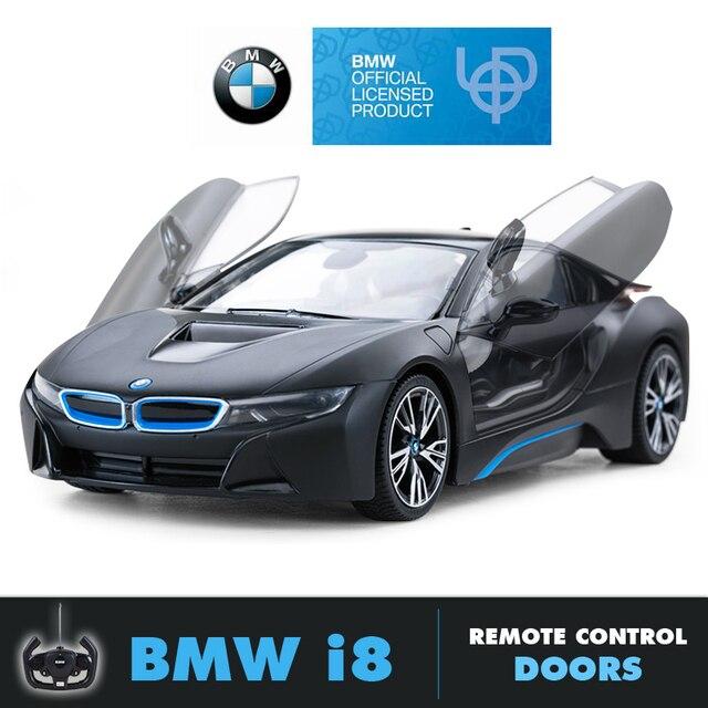 Rastar Bmw Rc Car 1 14 1 18 I8 Remote Control Toys Radio Control Car