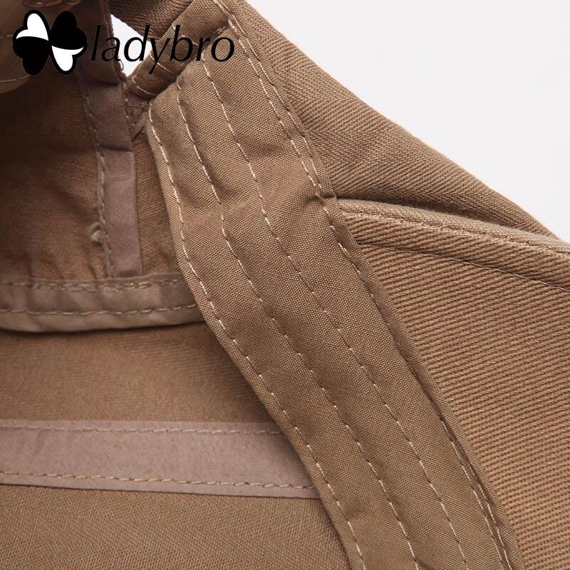 Ladybro Marke Frauen Cap Männer Visor Cap Männlich Hut Weiblich - Bekleidungszubehör - Foto 6