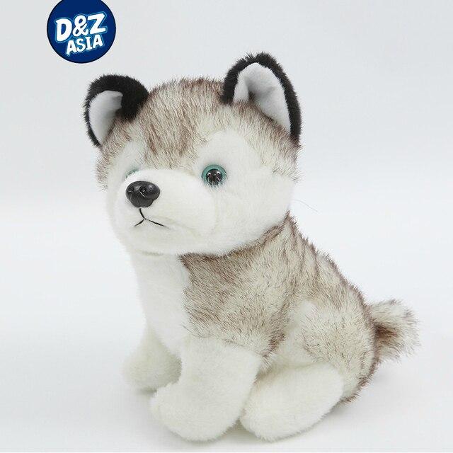 Siberian Dog Shiba Inu Plush Husky Plush Toys Imitation Stuffed