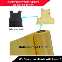 Tecido de tecido de tecido liso, 240g de fibra de aramida para colete à prova de balas jaqueta kevlar 1414
